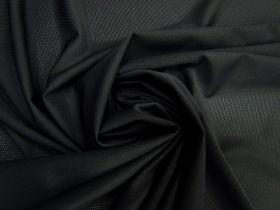 Sports Mesh Spandex- Black #5777