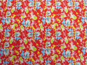 Bittersweet Cotton #C5374-RED