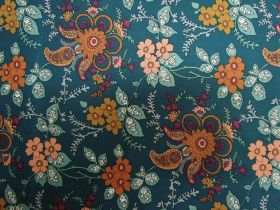 Liberty Cotton- Fireside- 04775651Z- The Hesketh House Collection