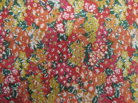 Liberty Cotton- Wisley Grove- 04775631Z- The Orchard Garden Collection