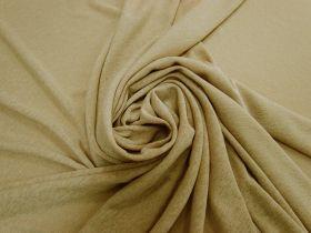 Crepe Textured Jersey- Butterscotch #5791
