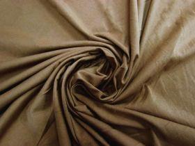 Cotton Jersey- Hazelnut #5801