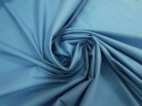 Stretch Cotton- Beachy Blue #5804