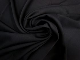 Lightweight Crepe- Dark Navy #5819