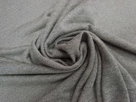 Textured Knit- Cracked Pepper #5823