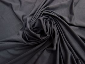 Viscose Jersey- Comet Grey #5825