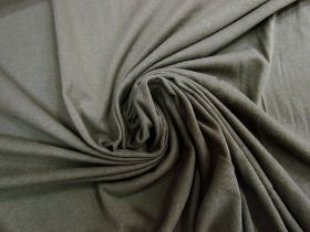 Cosy Viscose Jersey- Forest Grey #5828