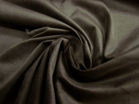Stretch Cotton Corduroy- Roasted Brown #2245