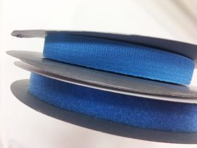 20m Roll of 25mm Hook & Loop Fastener- Blue