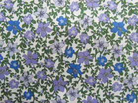 Secret Garden Cotton- Purple #PW1066