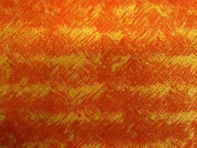 Brushstrokes- Orange Burst #1083-48