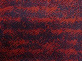 Brushstrokes- Savage Red #1038-9