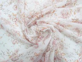 Margot Floral Silk Cotton #5861
