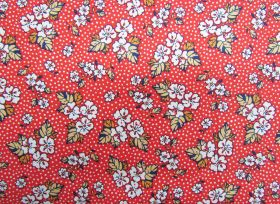 Summer Floral- Strawberry #PW1063