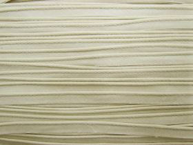 Cotton Poly Bias Piping- Beige #092