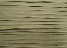 Cotton Poly Bias Piping- Khaki #090