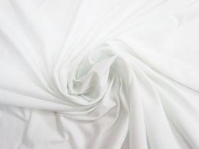 Matte Spandex- Cloud White #4410