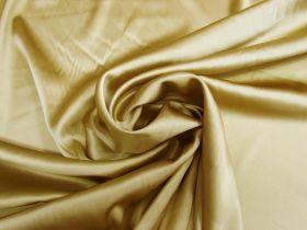 Stretch Silk Satin- Alchemy Gold #5874