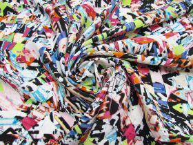 Scatterbrained Lightweight Crepe #4417