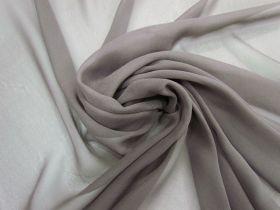 Silk Georgette- Dovetail Grey #5895