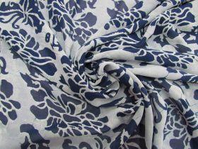 Batik Winds Silk Georgette #5901