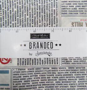 Branded Charm Pack