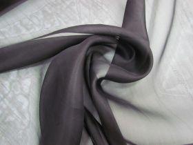 Silk Organza- Sheer Black #5904