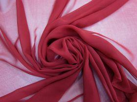 Silk Georgette- Gymea Lily #5903