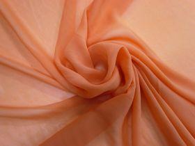 Viscose Georgette- Sherbet Orange #5909
