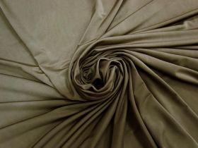 Slinky Jersey Lining- Driftwood #4471