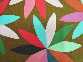Anna Maria Horner Passionflower- Cartwheels- Flip