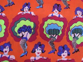 Brandon Mably You Can Can- Red