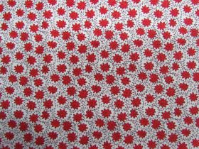 Toy Box- Red Floral #7070