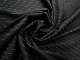 Soft Pinstripe Ponte Knit #2373