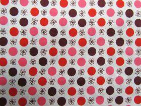 Flea Market Fancy- Flower And Dot