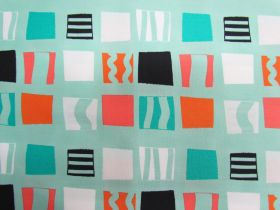 Here Comes The Fun- Allsorts- Teal