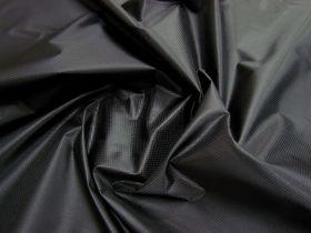 Diamond Water Resistant Polyester- Black