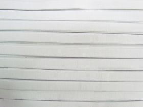 Budget Elastic- 12mm High Density Elastic- White
