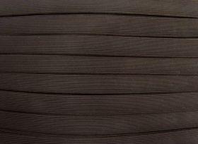 19mm Braided Elastic- Chocolate #445