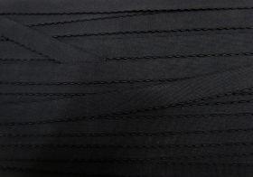 16mm Lingerie Elastic- Black #453