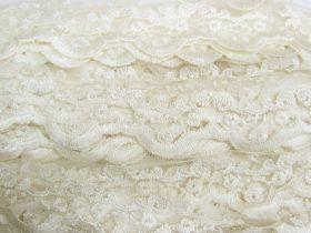 45mm Wedding Cake Frosting Lace Trim #459