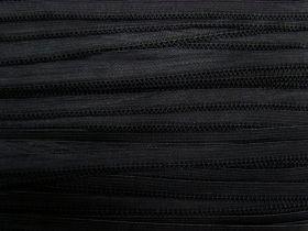 12mm Soft Lingerie Elastic- Black #465