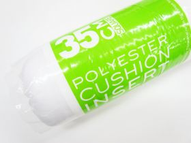 Polyester Cushion Insert- 35cm Square