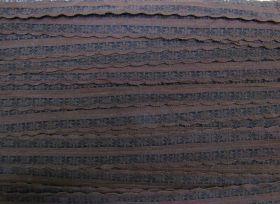 23mm Chocolate Cake Lace Trim #169