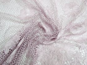 Mysterious Silhouette Lace- Lilac #4499