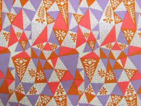 Anna Maria Horner Sweet Dreams Cotton- Garden Prism- Plum