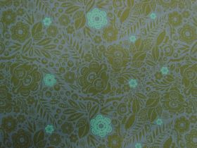 Anna Maria Horner Passionflower Cotton- Lace- Burm