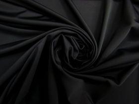 Repreve® Recycled Nylon Matte Spandex- Black #4551