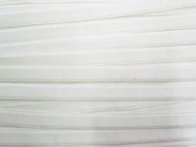 12mm Lingerie Strap Elastic- Delustered Ivory