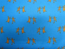 Folk Art Revolution Cotton- Line Dancing- Contemporary